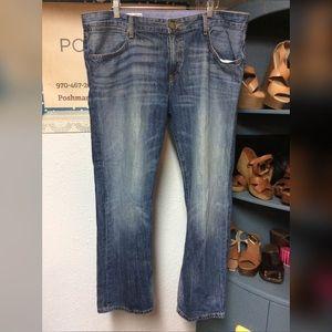 Gap Boyfriend Jeans 32/14